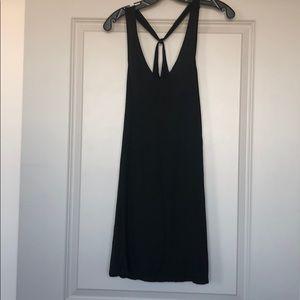 H&M little black basic dress